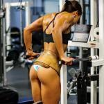 Rising Star: Fitness Model Stephanie Buckland ...