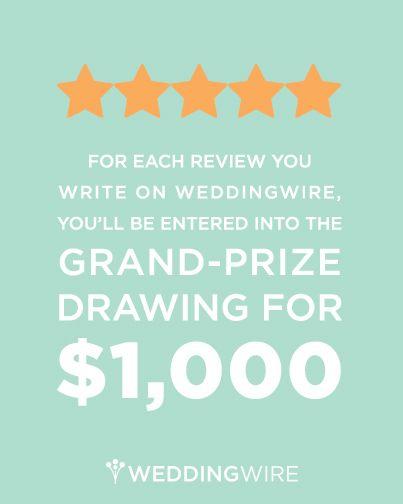 Bewertungen für WeddingWire