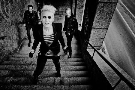 Interview : Agnete Kjølsrud - Djerv - Femme Metal Webzine