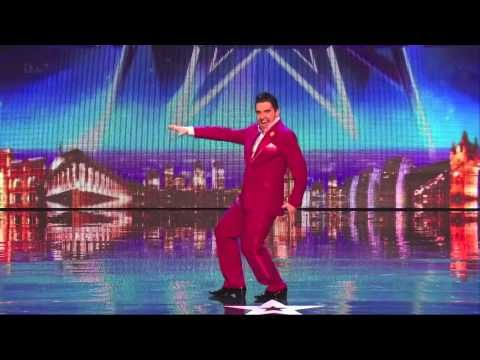 Drew Lynch: Stuttering Comedian Wins Crowd Over - America's Got Talent 2015 - YouTube