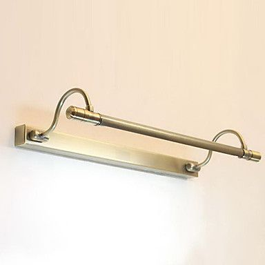 Bombilla incluida Bathroom Wall Lamp, 1 luz, Classic bronce del metal galvanoplastia – CLP $ 60.291