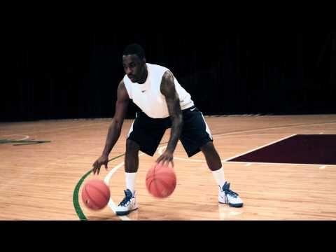 Nike Pro Training Drills, Ty Lawson, Dribbling: Warm Up - YouTube