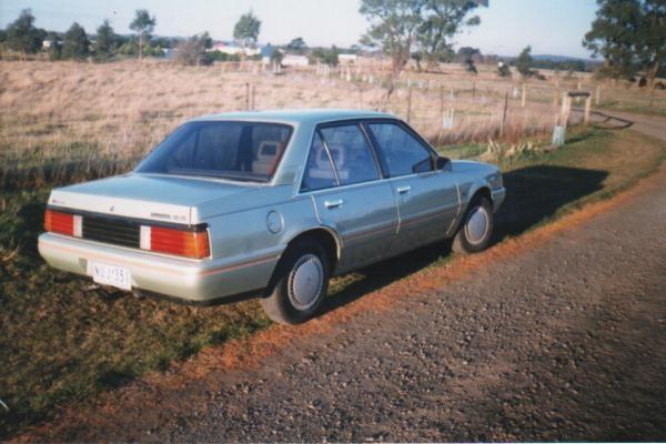 1985 1.8L 4 Cyl Holden Camira