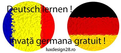 #Invata #germana pentru #conversatie de #acasa. #Limba #germana fara #profesor nivel #incepator spre #nivel #mediu.