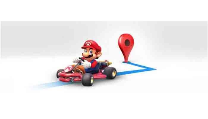 Begini, Cara Mengaktifkan Mario Kart di Google Maps, Sangat Mudah! - http://www.pro.co.id/begini-cara-mengaktifkan-mario-kart-di-google-maps-sangat-mudah/