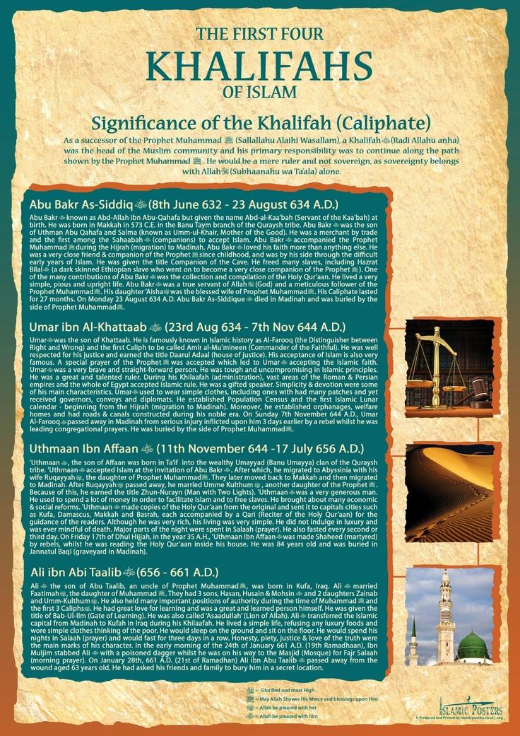 Khalifahs
