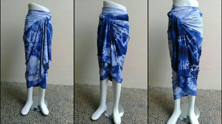 My style in Shibori Nui Shibori