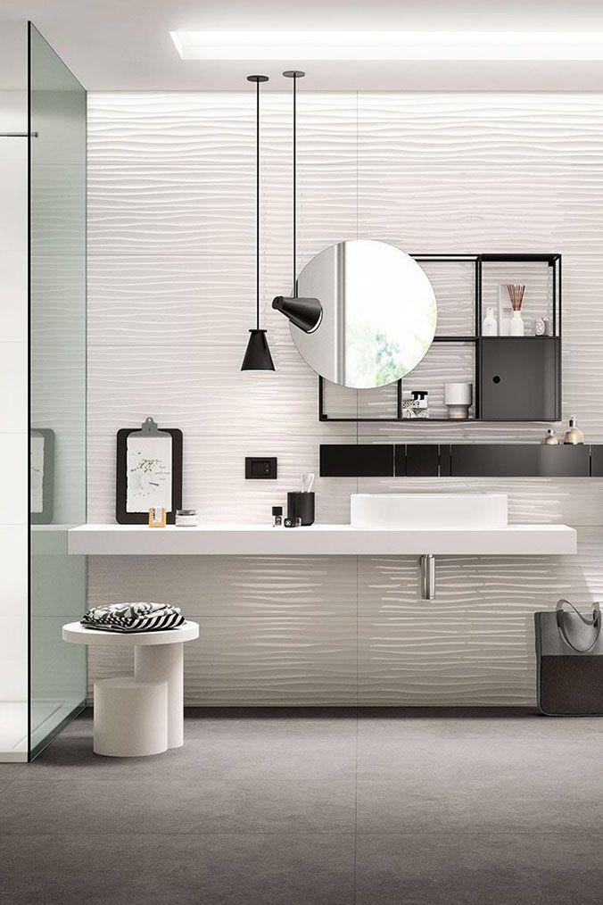Gestalte Dein Bad Modern Zeitlos In 2020 Badezimmer Design Badezimmer Dekor Modernes Badezimmer