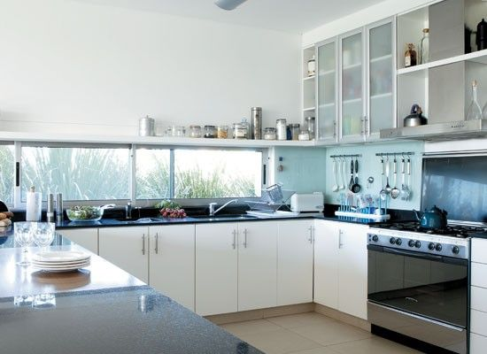 17 mejores ideas sobre cocina de granito negro en pinterest ...