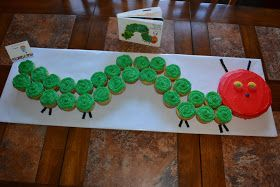 More Than We Ask or Imagine: Our Very Hungry Caterpillar's Birthday Party!