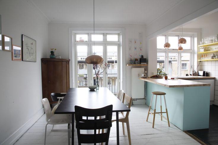 Se smykkedesignerens Nørrebro-hjem | www.b.dk
