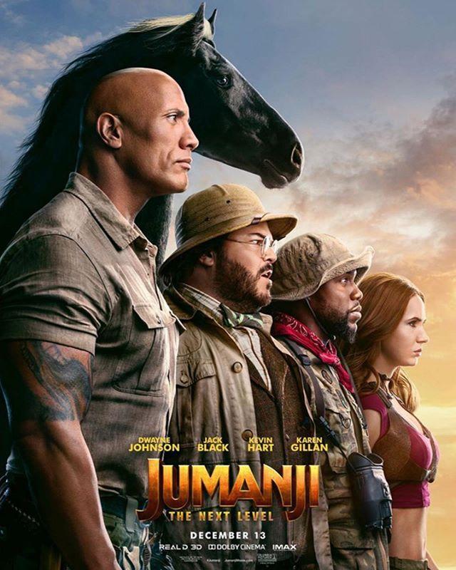 Jumanji 3 15 De Dezembro Nos Cinemas Yay Jumanji Jumanji3