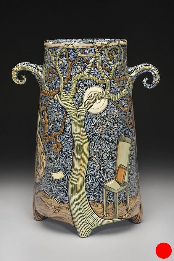 Pin On Art Pottery