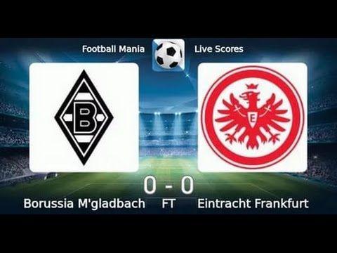 Borussia vs Eintracht Full Match HD Highlights 1/2 Final Cup game 2017