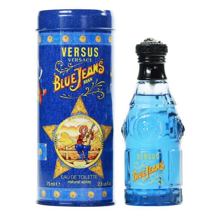 Blue Jeans, EdT 75ml eau de toilette från Versace Parfym.se