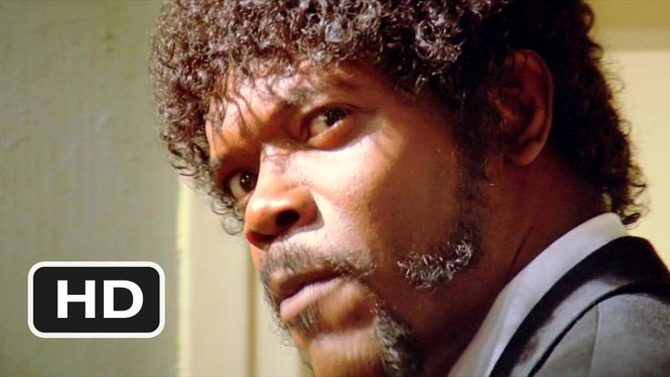 Ezekiel 25:17 - Pulp Fiction (3/12) Movie CLIP (1994) Samuel L. Jackson couldn't have played this any better if he tried- this is acting at its best!