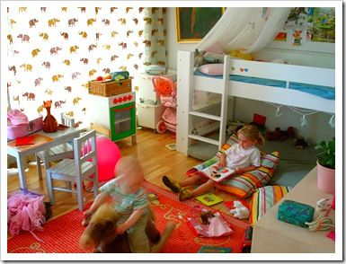 kids owning their space through room design fun