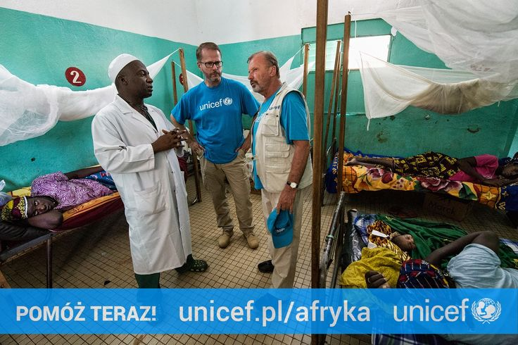 Artur Żmijewski, Ambasador Dobrej Woli UNICEF, był wstrząśnięty warunkami, w jakich dzieci w Mali przychodzą na świat. Możesz pomóc na https://www.unicef.pl/afryka.