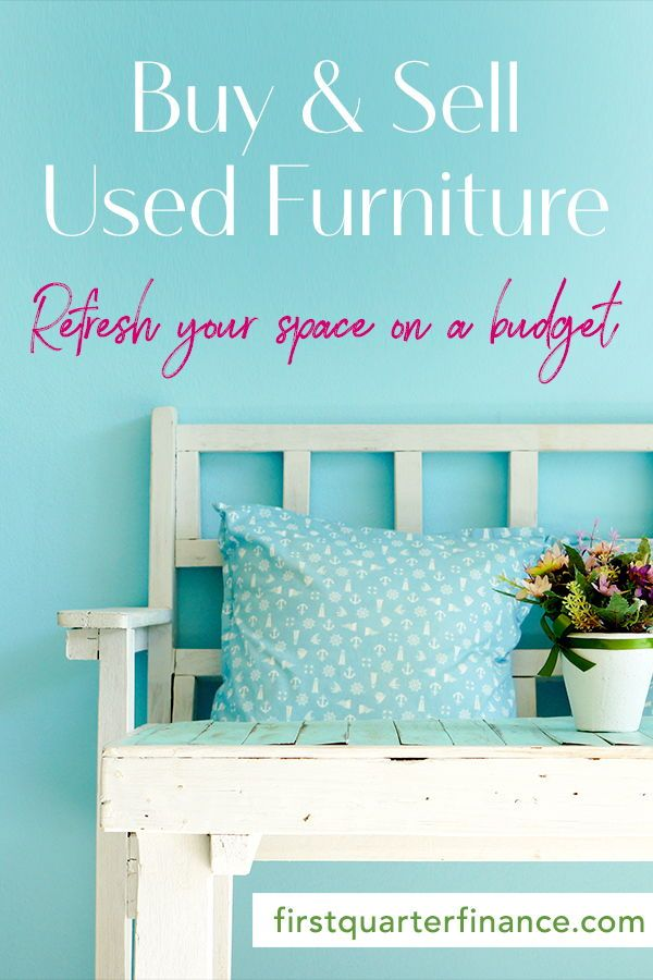 Check Out The Best Places To Buy And Sell Used Furniture Locally And