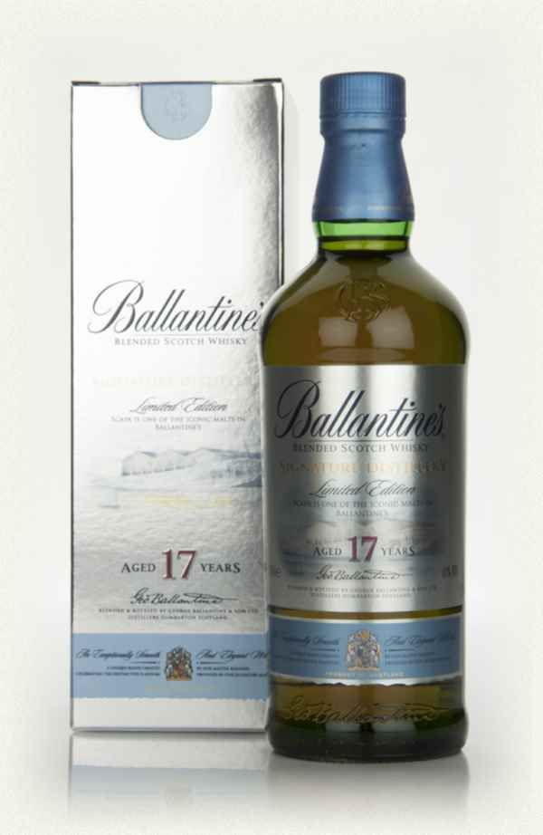 Ballantine's 17 Year Old - Signature Distillery Collection - Scapa