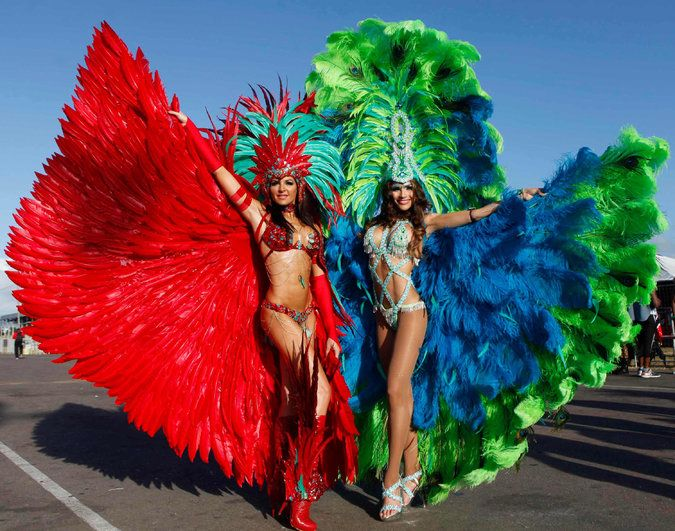 Call it the Trini-fication of Carnival. Trinidad-style fetes are full-on productions that now happen almost monthly.
