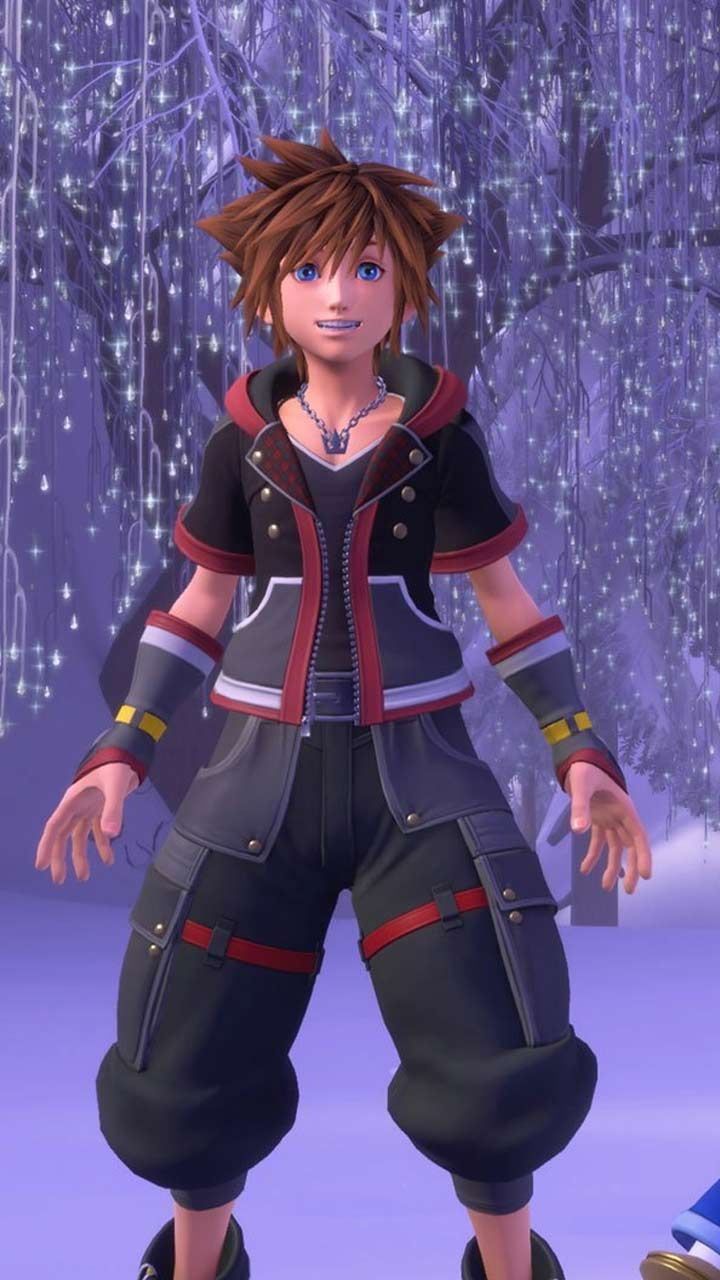Get Some Kingdom Hearts 3 Game Hd Images As Iphone Android