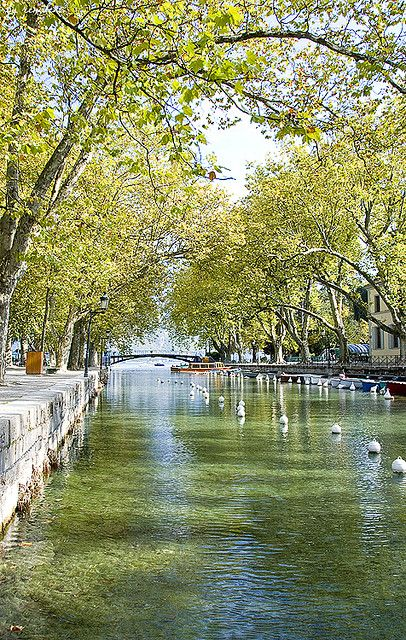 Historical Centre of Annecy, France