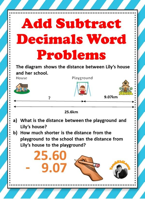 Practice Adding Decimal Numbers Includes Vertical And Horizontal Problems 15 Questions Per Adding Decimals Elementary Teaching Resources Decimals Worksheets