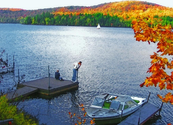 Blue Mountain Lake Upstate New York Places I Want To