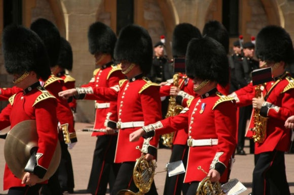 changing of the guard - Bing Images