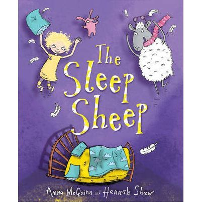 When Sylvie can't get to sleep she tries counting sheep. But the sheep have other ideas ...like dancing, rollerblading and swimming.