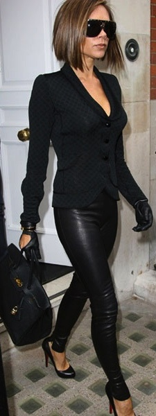 Victoria Beckham...she is so freaking fabulous!! I can't take it