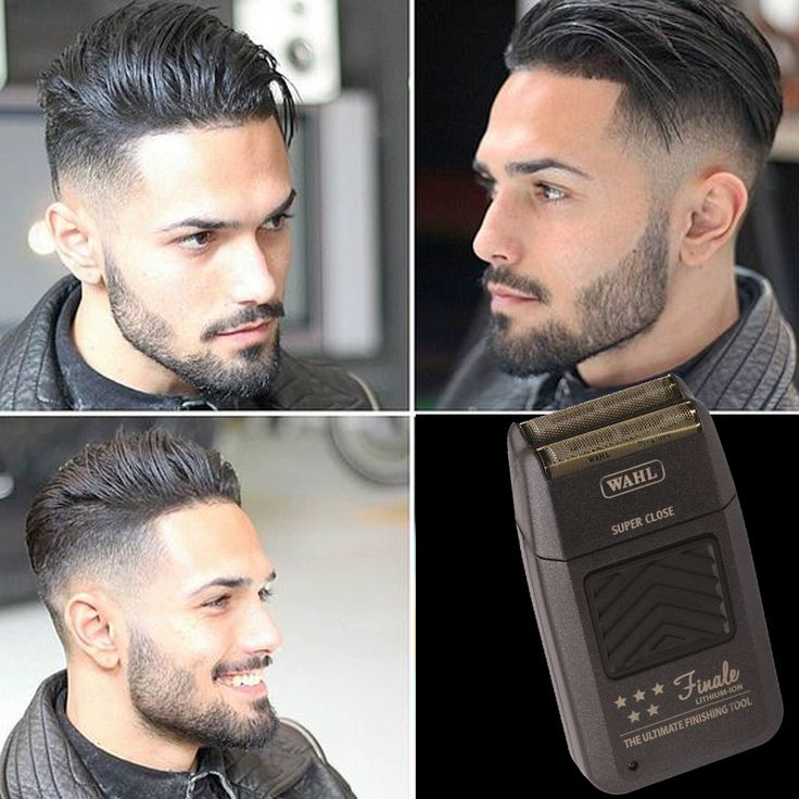 WAHL 5 STAR FINALE SHAVER - THE ULTIMATE FINISHING TOOL Now Available - $159.95 ->  hypoallegenic gold foils which cut super close Lithium ion battery for trouble free charging and long battery life 80 minutes run time use to finish the neck, sideburns and create the perfect blend and fade.