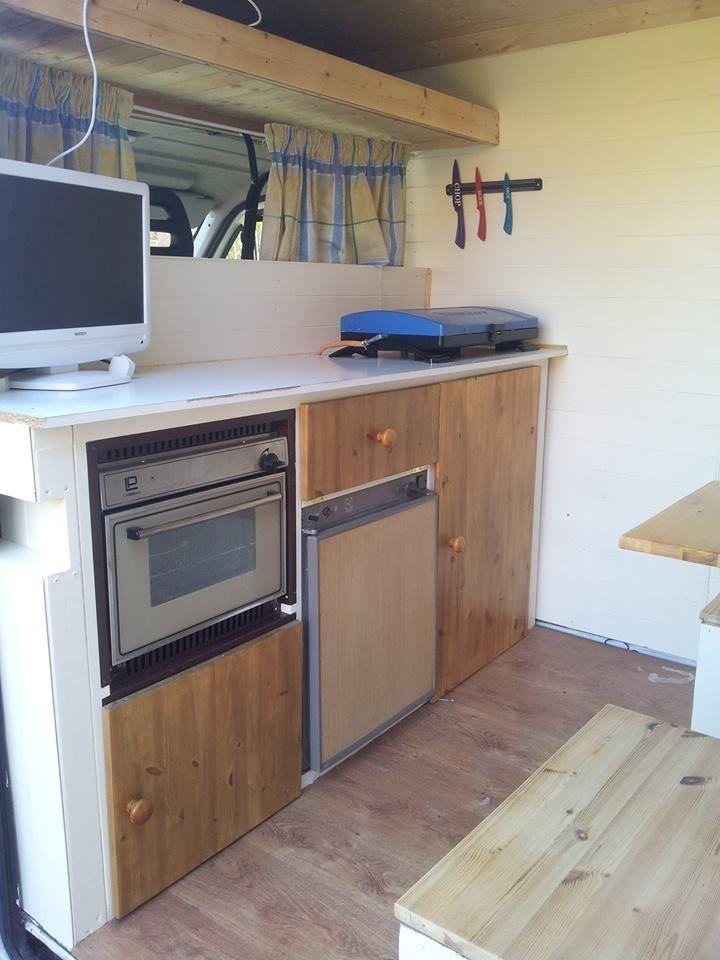 3 way caravan fridge