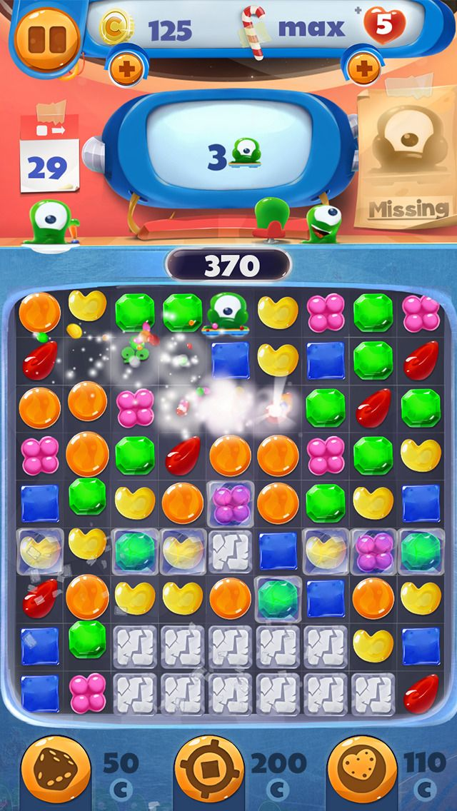 App Shopper: Sweets Mania - Candy Match 3 Game (Games)