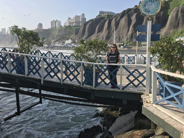 La Rosa Nautica - O restaurante mais impressionante de Lima! Vem conhecer esse bistrô com menu de 9 tempos com os melhores sabores da culinária peruana