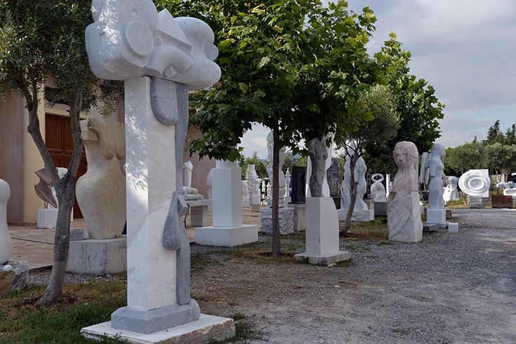 Arts&Antiques Magazine: Επισκεφτείτε το μεγαλύτερο πάρκο γλυπτικής στην Ελλάδα και ξεναγηθείτε δωρεάν