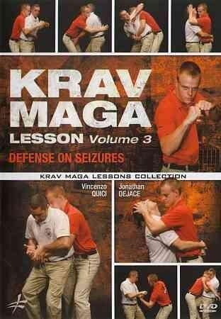 Krav Maga Lesson: Vol. 3: Defense on Seizures