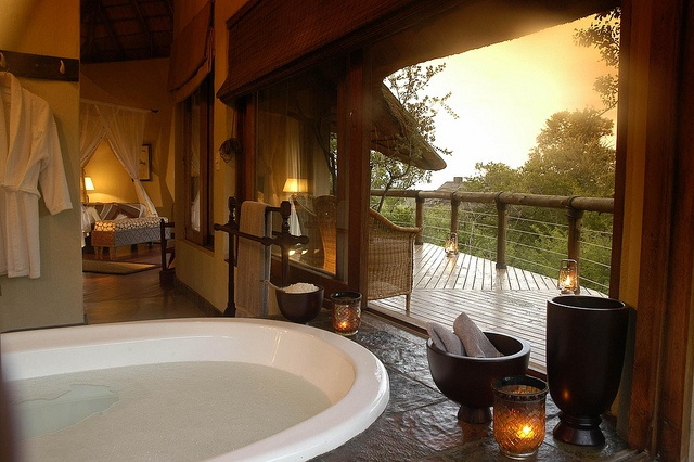 Tuningi Safari Lodge, Madikwe, South Africa by safari-partners, via Flickr
