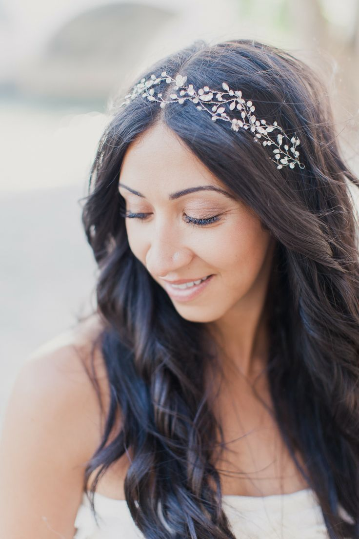 best 25+ wedding hair bands ideas on pinterest | headpiece for