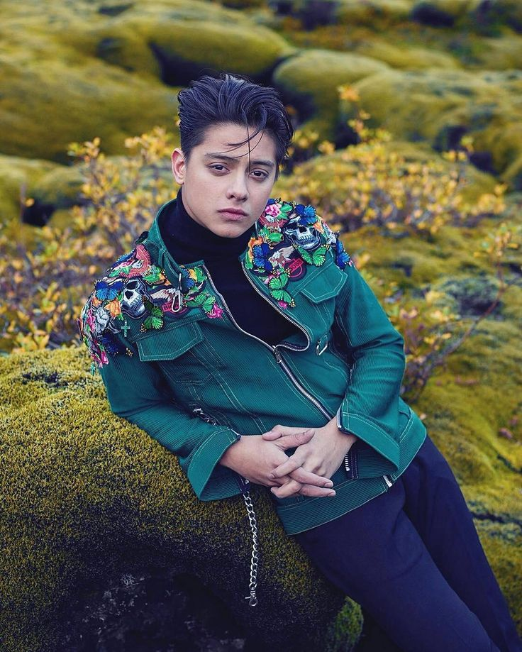 Daniel Padilla cover in MEGA magazine 2016