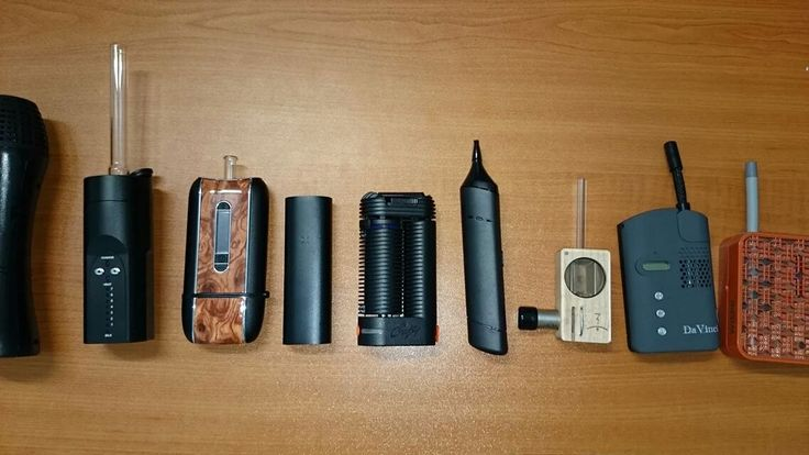Nice set of Vaporizers. You would choose one, wouldn't you?