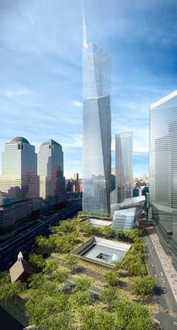 Go to the 9/11 Freedom Tower in New York City and visit the Museum!