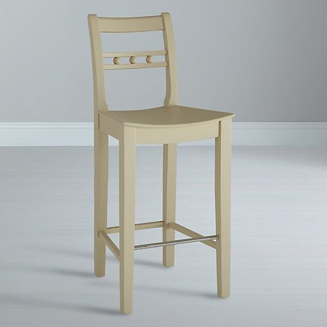 Buy Neptune Suffolk Bar Stool, Limestone Online at johnlewis.com