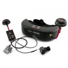 Fat Shark Teleporter V5 Kit with Headset, Camera and Transmitter UK legal
