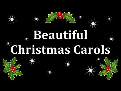 Christmas Carols Instrumental ❄ Beautiful One Hour of Gentle Xmas Carols - YouTube