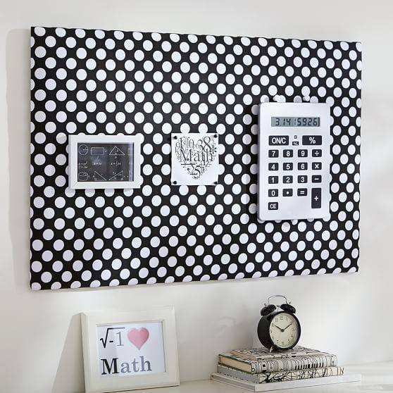 Dot Pin It Pinboard Black Cork Board Ideas For Bedroom