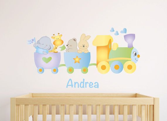 25 best ideas about baby wall decals on pinterest jungle wall stickers baby wall stickers - Stickers bambini ikea ...