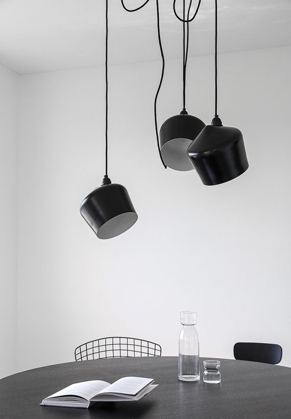 Gorgeous Lighting Idea Over The Kitchen Table