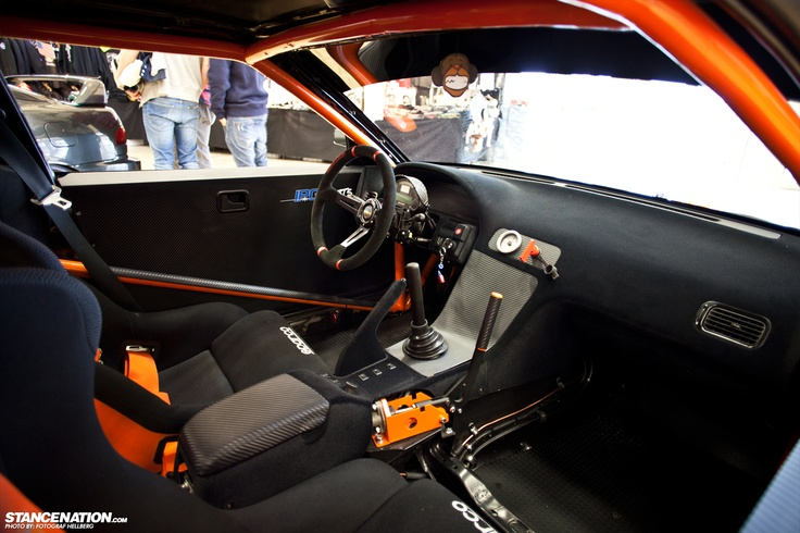 Nice And Clean Interior Of A Drift Car Speed N Style Pinterest
